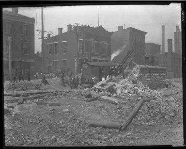 Rapid Transit Photographs -- Box 13, Folder 17 (April 22, 1920) -- negative, 1920-04-22, 10:53 A.M.