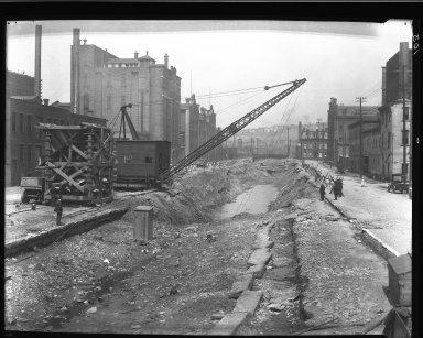 Rapid Transit Photographs -- Box 13, Folder 17 (April 22, 1920) -- negative, 1920-04-22, 11:05 A.M.