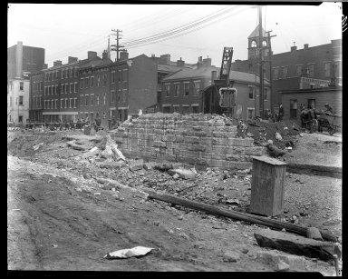Rapid Transit Photographs -- Box 13, Folder 19 (April 29, 1920 - May 1, 1920) -- negative, 1920-04-29, 11:23 A.M.