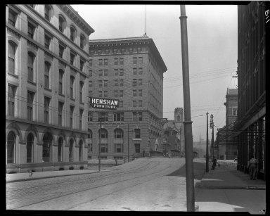 Rapid Transit Photographs -- Box 13, Folder 19 (April 29, 1920 - May 1, 1920) -- negative, 1920-05-01, 10:24 A.M.