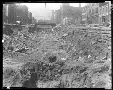 Rapid Transit Photographs -- Box 13, Folder 20 (May 1, 1920 - May 4, 1920) -- negative, 1920-05-01, 10:50 A.M.