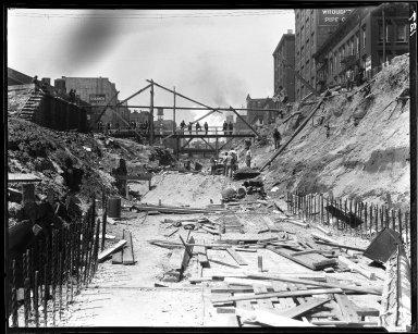 Rapid Transit Photographs -- Box 13, Folder 21 (May 4, 1920 - May 5, 1920) -- negative, 1920-05-05, 11:04 A.M.