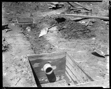 Rapid Transit Photographs -- Box 13, Folder 22 (May 14, 1920) -- negative, 1920-05-14, 10:45 A.M.