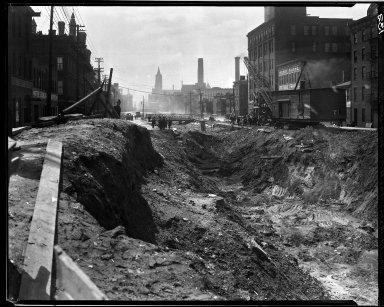 Rapid Transit Photographs -- Box 13, Folder 22 (May 14, 1920) -- negative, 1920-05-14, 11:01 A.M.