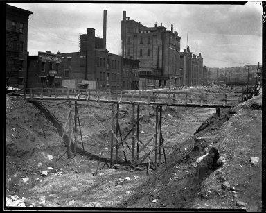 Rapid Transit Photographs -- Box 13, Folder 22 (May 14, 1920) -- negative, 1920-05-14, 11:10 A.M.