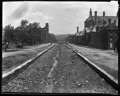 Rapid Transit Photographs -- Box 13, Folder 22 (May 14, 1920) -- negative, 1920-05-14, 11:27 A.M.