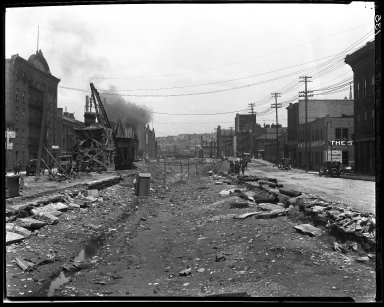 Rapid Transit Photographs -- Box 13, Folder 23 (May 14, 1920 - May 15, 1920) -- negative, 1920-05-14, 11:37 A.M.