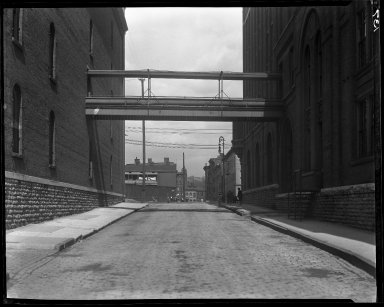 Rapid Transit Photographs -- Box 13, Folder 23 (May 14, 1920 - May 15, 1920) -- negative, 1920-05-14, 3:20 A.M.