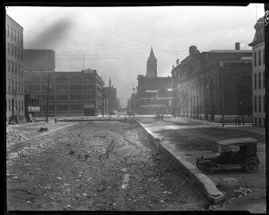 Rapid Transit Photographs -- Box 13, Folder 23 (May 14, 1920 - May 15, 1920) -- negative, 1920-05-14, 3:35 P.M.