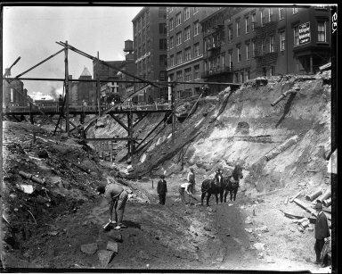 Rapid Transit Photographs -- Box 13, Folder 23 (May 14, 1920 - May 15, 1920) -- negative, 1920-05-15, 10:44 A.M.