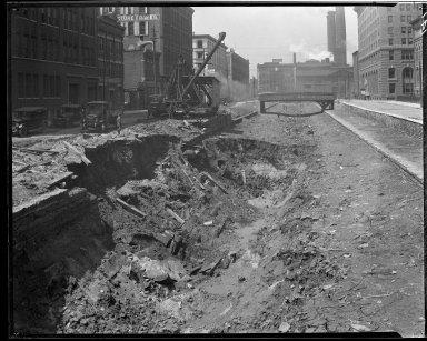 Rapid Transit Photographs -- Box 13, Folder 24 (May 15, 1920 - May 26, 1920) -- negative, 1920-05-15, 11:10 A.M.