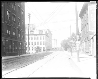 Rapid Transit Photographs -- Box 13, Folder 24 (May 15, 1920 - May 26, 1920) -- negative, 1920-05-26, 10:06 A.M.