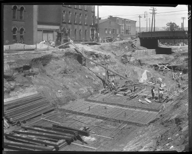 Rapid Transit Photographs -- Box 13, Folder 24 (May 15, 1920 - May 26, 1920) -- negative, 1920-05-26, 10:37 A.M.