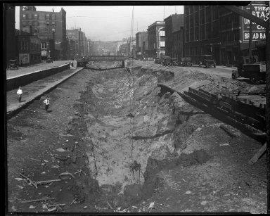 Rapid Transit Photographs -- Box 13, Folder 25 (May 26, 1920 - May 27, 1920) -- negative, 1920-05-26, 3:57 P.M.