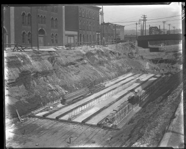 Rapid Transit Photographs -- Box 13, Folder 27 (June 7, 1920) -- negative, 1920-06-07, 9:50 A.M.