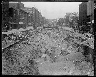 Rapid Transit Photographs -- Box 13, Folder 27 (June 7, 1920) -- negative, 1920-06-07, 3:17 P.M.