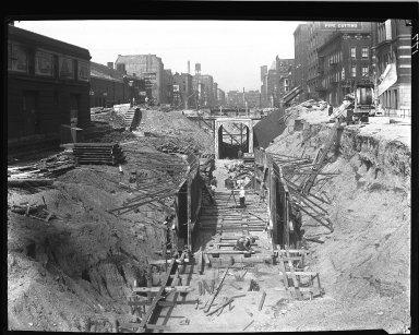 Rapid Transit Photographs -- Box 13, Folder 29 (June 16, 1920 - June 17, 1920) -- negative, 1920-06-17, 8:58 A.M.