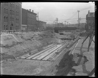 Rapid Transit Photographs -- Box 13, Folder 30 (June 18, 1920) -- negative, 1920-06-18, 10:15 A.M.
