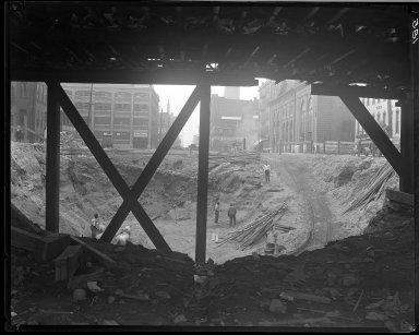 Rapid Transit Photographs -- Box 13, Folder 31 (June 19, 1920 - June 25, 1920) -- negative, 1920-06-19, 9:41 A.M.