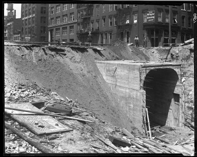 Rapid Transit Photographs -- Box 13, Folder 31 (June 19, 1920 - June 25, 1920) -- negative, 1920-06-25, 11:14 A.M.