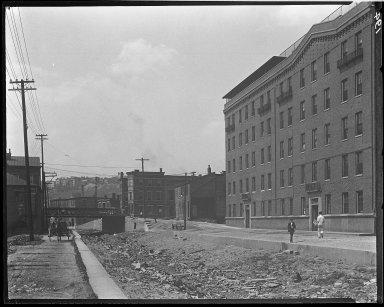 Rapid Transit Photographs -- Box 13, Folder 32 (June 25, 1920) -- negative, 1920-06-25, 3:06 P.M.