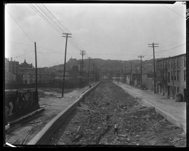 Rapid Transit Photographs -- Box 13, Folder 32 (June 25, 1920) -- negative, 1920-06-25, 3:23 P.M.