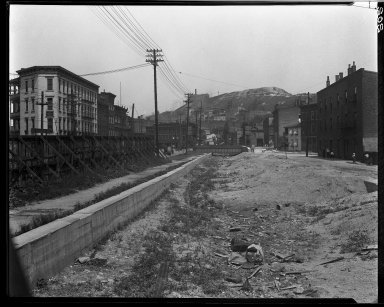 Rapid Transit Photographs -- Box 13, Folder 33 (June 28, 1920) -- negative, 1920-06-28, 10:55 A.M.
