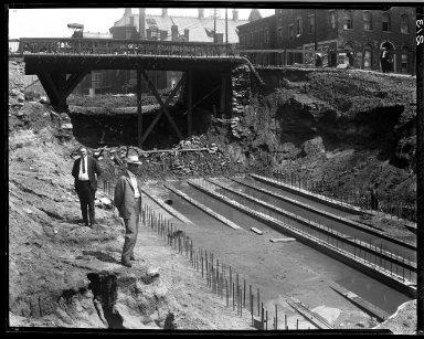 Rapid Transit Photographs -- Box 13, Folder 35 (July 8, 1920 - July 15, 1920) -- negative, 1920-07-08, 10:59 A.M.