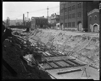 Rapid Transit Photographs -- Box 13, Folder 37 (July 22, 1920 - July 26, 1920) -- negative, 1920-07-23, 3:20 P.M.