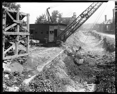 Rapid Transit Photographs -- Box 14, Folder 01 (July 26, 1920 - July 29, 1920) -- negative, 1920-07-29, 10:42 A.M.