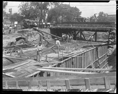 Rapid Transit Photographs -- Box 14, Folder 01 (July 26, 1920 - July 29, 1920) -- negative, 1920-07-29, 10:26 A.M.