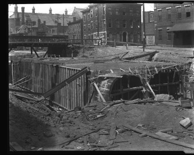 Rapid Transit Photographs -- Box 14, Folder 04 (August 4, 1920 - August 13, 1920) -- negative, 1920-08-05, 3:17 P.M.