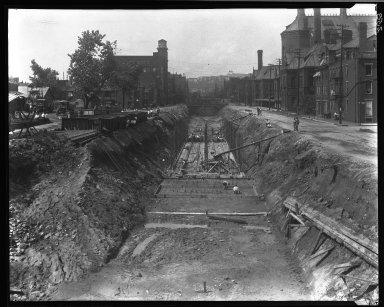 Rapid Transit Photographs -- Box 14, Folder 05 (August 13, 1920) -- negative, 1920-08-13, 2:44 P.M.