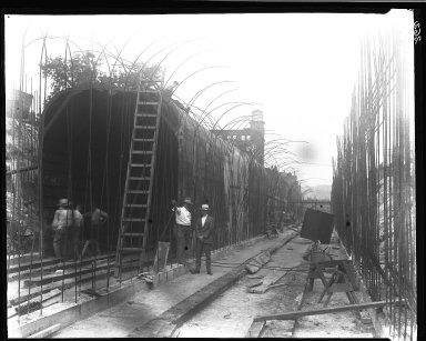 Rapid Transit Photographs -- Box 14, Folder 06 (August 17, 1920 - August 25, 1920) -- negative, 1920-08-17, 1:10 P.M.