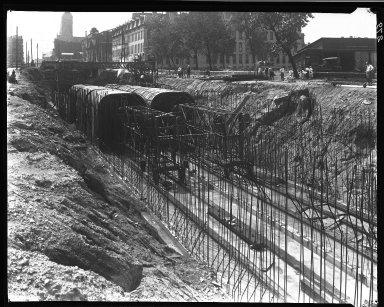 Rapid Transit Photographs -- Box 14, Folder 09 (September 1, 1920 - September 4, 1920) -- negative, 1920-09-01, 11:22 A.M.