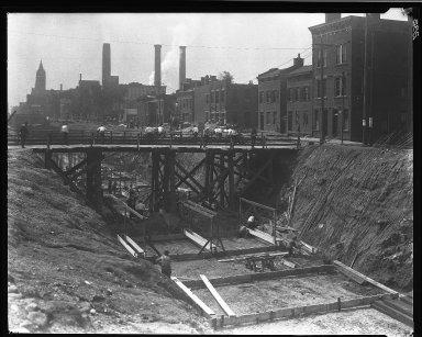 Rapid Transit Photographs -- Box 14, Folder 09 (September 1, 1920 - September 4, 1920) -- negative, 1920-09-01, 10:54 A.M.