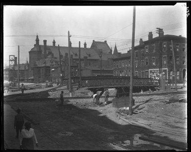 Rapid Transit Photographs -- Box 14, Folder 09 (September 1, 1920 - September 4, 1920) -- negative, 1920-09-04, 2:16 P.M.