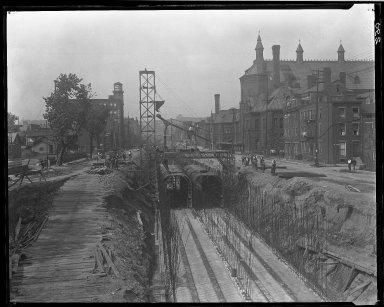 Rapid Transit Photographs -- Box 14, Folder 10 (September 10, 1920) -- negative, 1920-09-10, 2:41 P.M.