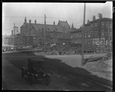 Rapid Transit Photographs -- Box 14, Folder 12 (September 16, 1920) -- negative, 1920-09-16, 2:10 P.M.