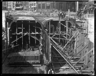Rapid Transit Photographs -- Box 14, Folder 15 (September 23, 1920 - October 1, 1920) -- negative, 1920-10-01, 9:50 A.M.