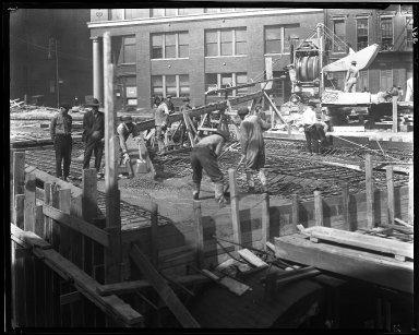 Rapid Transit Photographs -- Box 14, Folder 17 (October 2, 1920 - October 7, 1920) -- negative, 1920-10-07, 11:27 A.M.