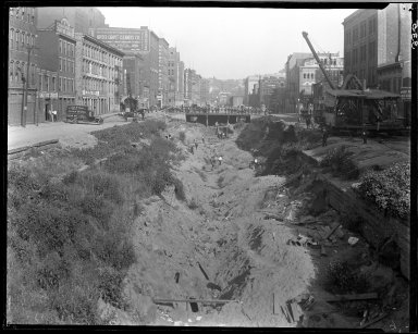 Rapid Transit Photographs -- Box 14, Folder 18 (October 7, 1920 - October 13, 1920) -- negative, 1920-10-07, 2:19 P.M.
