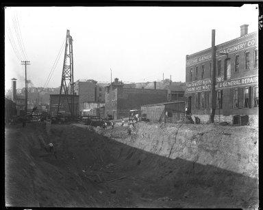 Rapid Transit Photographs -- Box 14, Folder 18 (October 7, 1920 - October 13, 1920) -- negative, 1920-10-07, 3:26 P.M.