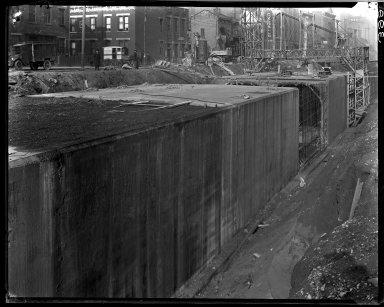 Rapid Transit Photographs -- Box 14, Folder 26 (November 29, 1920) -- negative, 1920-11-29, 10:06 A.M.