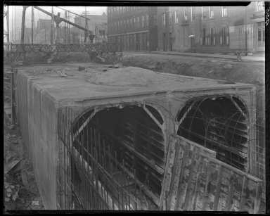 Rapid Transit Photographs -- Box 14, Folder 33 (January 5, 1921 - January 12, 1921) -- negative, 1921-01-05, 3:20 P.M.