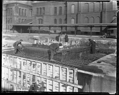 Rapid Transit Photographs -- Box 14, Folder 34 (January 12, 1921 - January 24, 1921) -- negative, 1921-01-12, 2:02 P.M.
