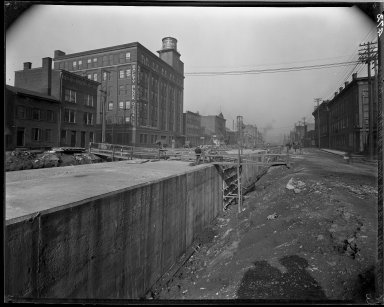 Rapid Transit Photographs -- Box 14, Folder 35 (January 24, 1921) -- negative, 1921-01-24, 10:46 A.M.