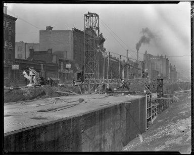 Rapid Transit Photographs -- Box 14, Folder 35 (January 24, 1921) -- negative, 1921-01-24, 10:59 A.M.