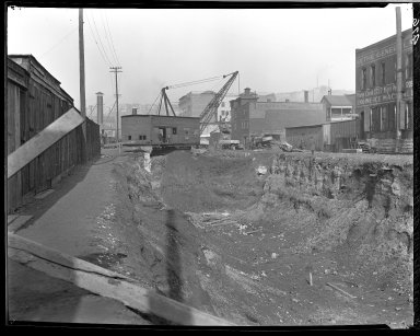Rapid Transit Photographs -- Box 14, Folder 35 (January 24, 1921) -- negative, 1921-01-24, 11:37 A.M.