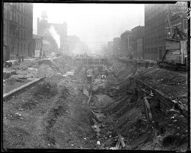 Rapid Transit Photographs -- Box 14, Folder 36 (January 24, 1921 - February 2, 1921) -- negative, 1921-01-28, 2:29 P.M.